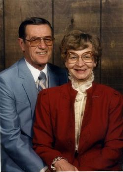 Roy P. & Mary Skroch
